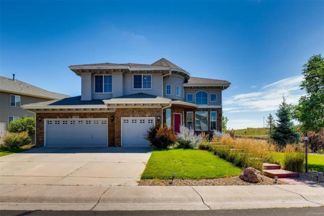 7380 S Ukraine Street, Aurora, CO 80016 (#6638310) :: The DeGrood Team