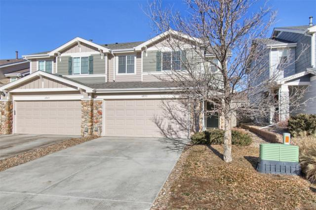 6053 Turnstone Place, Castle Rock, CO 80104 (MLS #6638602) :: Bliss Realty Group