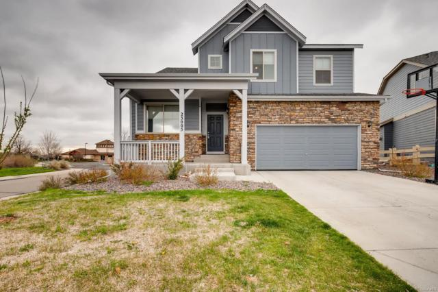 23005 York Avenue, Parker, CO 80138 (#6638647) :: The HomeSmiths Team - Keller Williams