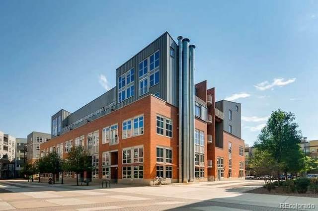 2955 Inca Street 1M, Denver, CO 80202 (#6638650) :: Berkshire Hathaway Elevated Living Real Estate