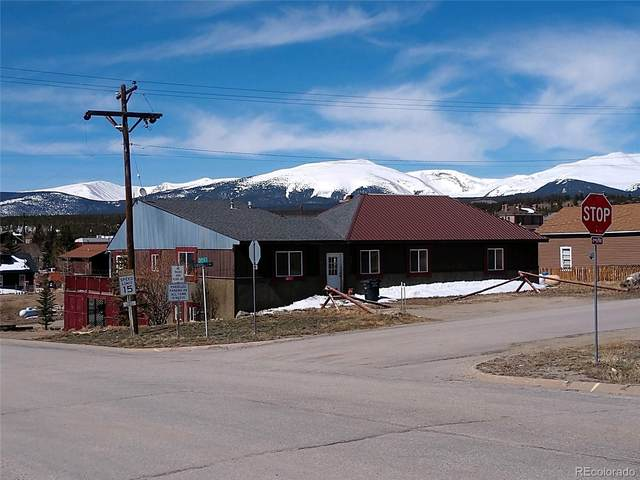 390 6th Street, Fairplay, CO 80440 (#6638775) :: Berkshire Hathaway HomeServices Innovative Real Estate
