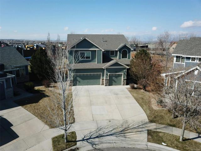 1110 Sunset Way, Erie, CO 80516 (#6638800) :: Compass Colorado Realty