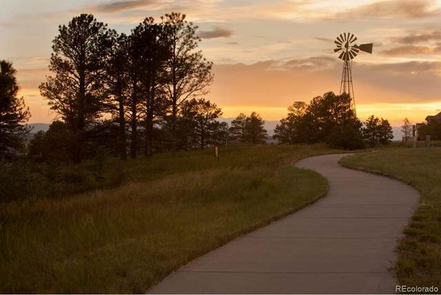 7275 Preservation Trail, Parker, CO 80134 (#6639034) :: THE SIMPLE LIFE, Brokered by eXp Realty