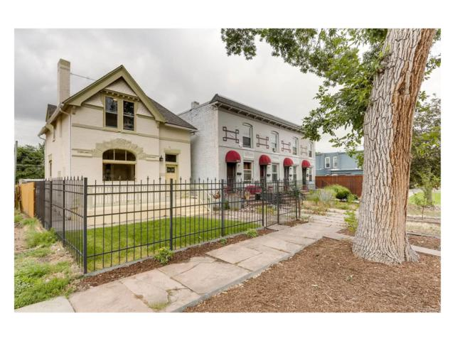 2135 Marion Street, Denver, CO 80205 (MLS #6639056) :: 8z Real Estate