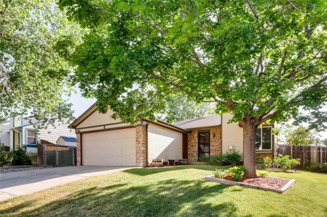 4821 S Dunkirk Way, Centennial, CO 80015 (#6639582) :: Bring Home Denver