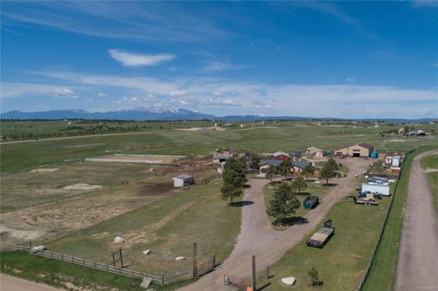 16750 Thompson Road, Colorado Springs, CO 80908 (#6639589) :: Harling Real Estate