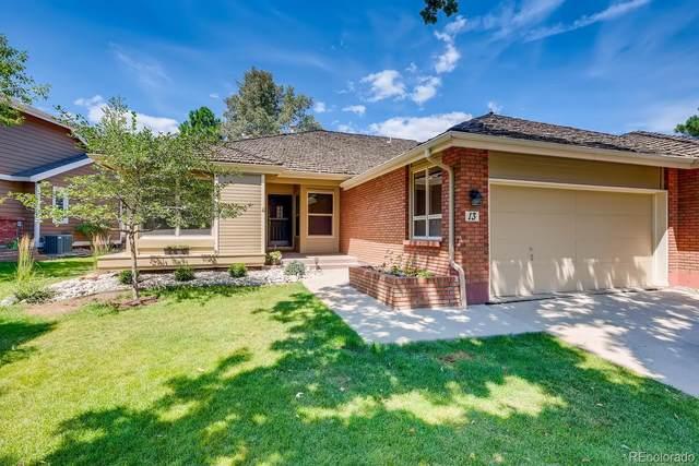 13 Pinyon Pine Road, Littleton, CO 80127 (MLS #6639671) :: Neuhaus Real Estate, Inc.