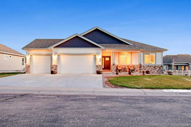 60 Westward Way, Eaton, CO 80615 (#6640027) :: Mile High Luxury Real Estate
