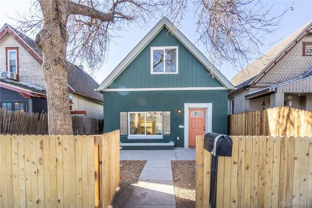633 Lipan Street, Denver, CO 80204 (#6640533) :: Realty ONE Group Five Star