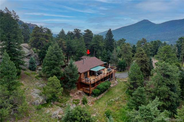 25893 Mosier Street, Conifer, CO 80433 (#6641054) :: The Griffith Home Team