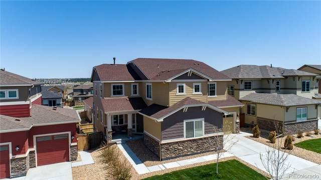 11868 Chipper Lane, Parker, CO 80134 (MLS #6641131) :: 8z Real Estate