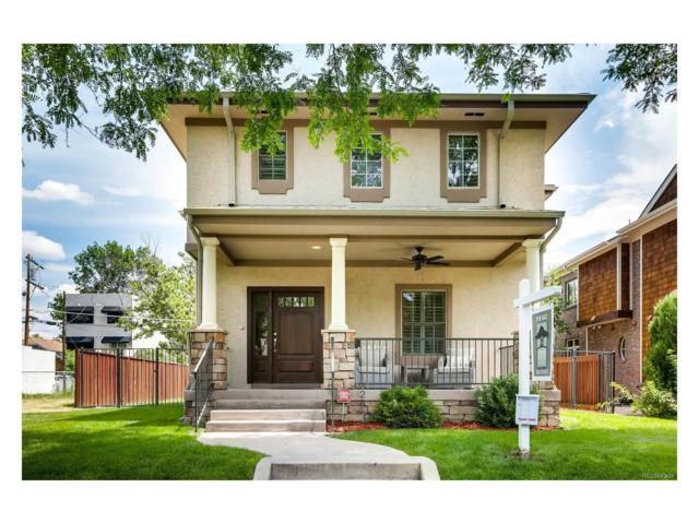 1326 S Elizabeth Street, Denver, CO 80210 (MLS #6641310) :: 8z Real Estate