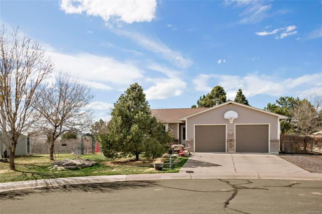 113 Hill Drive, Castle Rock, CO 80104 (#6641423) :: The Pete Cook Home Group