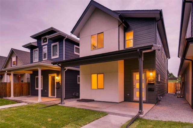 3306 N Lafayette Street, Denver, CO 80205 (#6641653) :: Bring Home Denver