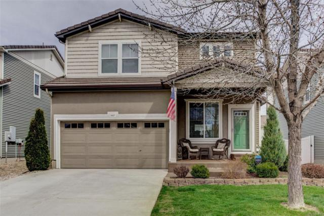 3937 Cedarwood Lane, Johnstown, CO 80534 (#6641758) :: Compass Colorado Realty