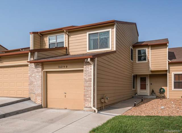10279 W Fair Avenue D, Littleton, CO 80127 (MLS #6642032) :: 8z Real Estate