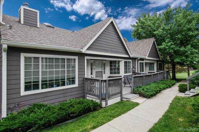 6810 W 84th Circle #53, Arvada, CO 80003 (#6642081) :: Venterra Real Estate LLC