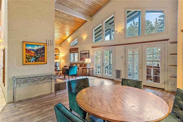 5427 S Brook Forest Road S, Evergreen, CO 80439 (MLS #6642172) :: 8z Real Estate