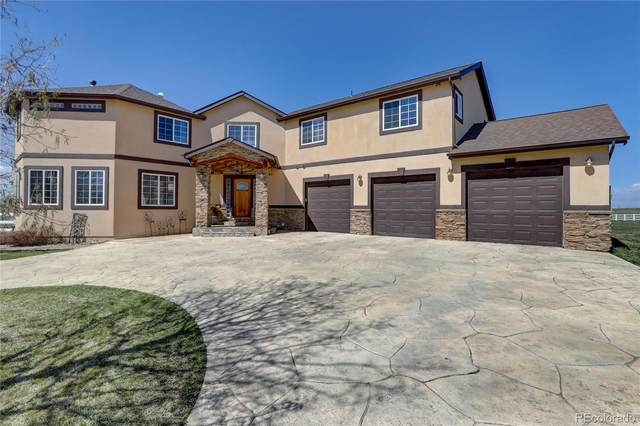 11921 Orleans Circle, Commerce City, CO 80022 (MLS #6642942) :: 8z Real Estate
