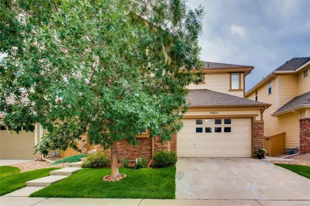 10621 Pearlwood Circle, Highlands Ranch, CO 80126 (#6642996) :: The Peak Properties Group