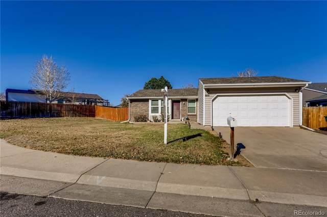 17935 E Linvale Place, Aurora, CO 80013 (#6643116) :: Kimberly Austin Properties