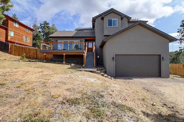 7082 Lynx Lair Road, Evergreen, CO 80439 (MLS #6643213) :: 8z Real Estate