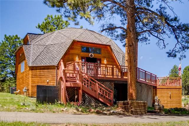 964 Clark Road, Bailey, CO 80421 (#6643296) :: Chateaux Realty Group