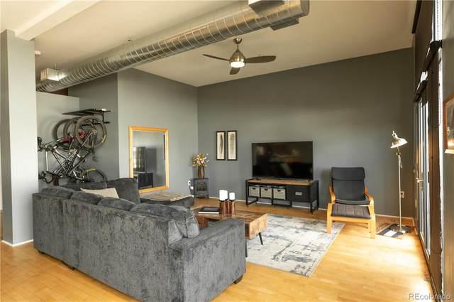 3100 Huron Street 3J, Denver, CO 80202 (#6643329) :: Wisdom Real Estate