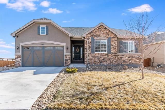 6248 Hoofbeat Place, Castle Rock, CO 80108 (MLS #6643331) :: 8z Real Estate