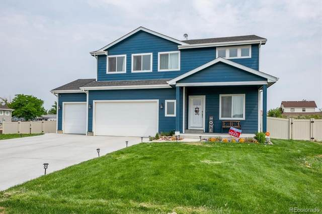 505 Foxtail Drive, Hudson, CO 80642 (#6643442) :: Kimberly Austin Properties