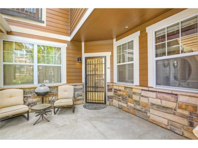 7090 Simms Street #106, Arvada, CO 80004 (MLS #6643566) :: 8z Real Estate