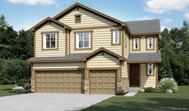 6344 Agave Avenue, Castle Rock, CO 80108 (#6643761) :: The Galo Garrido Group