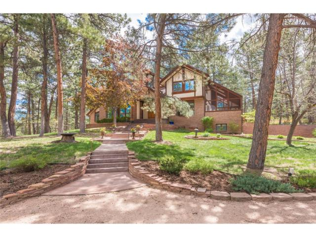 1478 N State Highway 83, Franktown, CO 80116 (MLS #6644538) :: 8z Real Estate