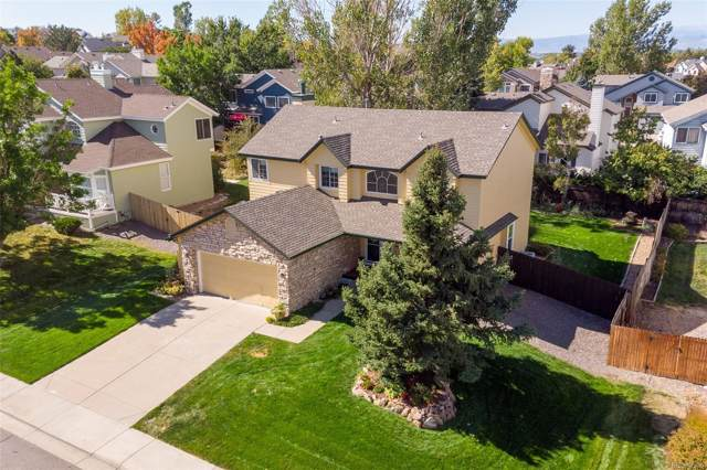 5391 S Dunkirk Way, Centennial, CO 80015 (#6644589) :: Wisdom Real Estate