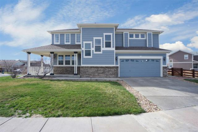16299 E 105th Way, Commerce City, CO 80022 (MLS #6644863) :: 8z Real Estate