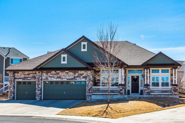 12099 Song Bird Hills Street, Parker, CO 80138 (#6645398) :: The Peak Properties Group