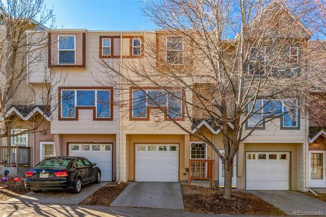 6327 W Byers Place, Lakewood, CO 80226 (#6645523) :: Berkshire Hathaway Elevated Living Real Estate
