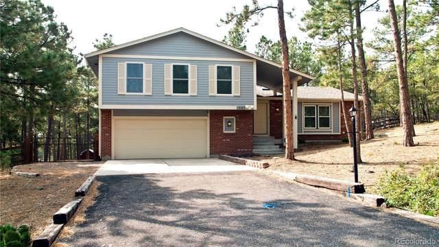 1225 Becky Drive, Colorado Springs, CO 80921 (#6645531) :: My Home Team