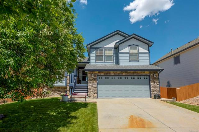 18983 E Dickenson Drive, Aurora, CO 80013 (#6645541) :: Bring Home Denver with Keller Williams Downtown Realty LLC