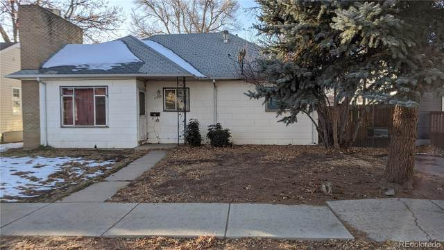 2337 S Franklin Street, Denver, CO 80210 (#6645672) :: The Harling Team @ Homesmart Realty Group