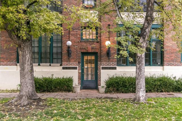 726 E 16th Avenue #302, Denver, CO 80203 (#6646336) :: Colorado Home Finder Realty