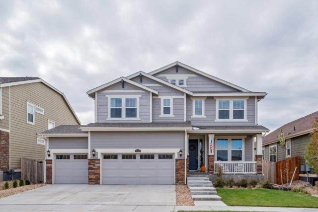 15248 Yellowthroat Street, Parker, CO 80134 (#6646600) :: The HomeSmiths Team - Keller Williams