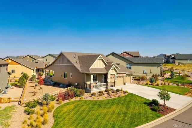 5439 Innisbrook Loop, Elizabeth, CO 80107 (MLS #6647043) :: Kittle Real Estate