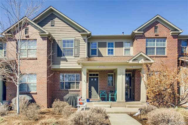 7420 E 8th Avenue #18, Denver, CO 80230 (#6648083) :: My Home Team