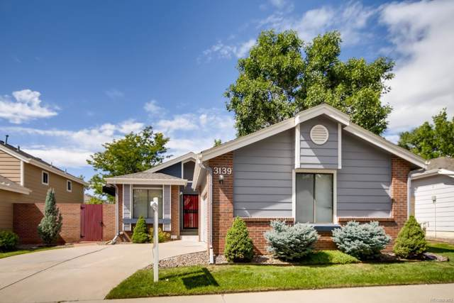 3139 S Ulster Street, Denver, CO 80231 (#6648093) :: 5281 Exclusive Homes Realty