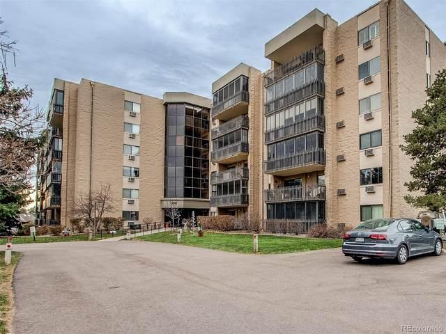 14102 E Linvale Place #511, Aurora, CO 80014 (#6648412) :: Wisdom Real Estate