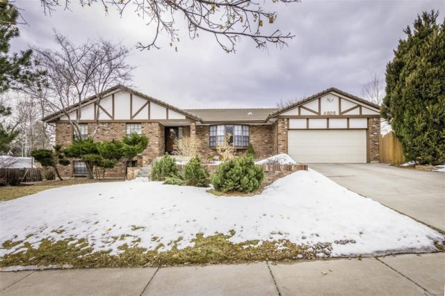 4802 W Union Avenue, Denver, CO 80236 (#6648444) :: Colorado Home Finder Realty