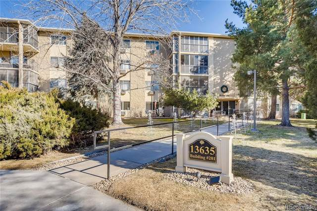 13635 E Bates Avenue #208, Aurora, CO 80014 (#6648579) :: The Heyl Group at Keller Williams