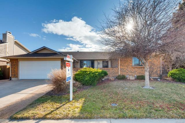 3972 W Tufts Avenue, Denver, CO 80236 (#6648641) :: The Heyl Group at Keller Williams