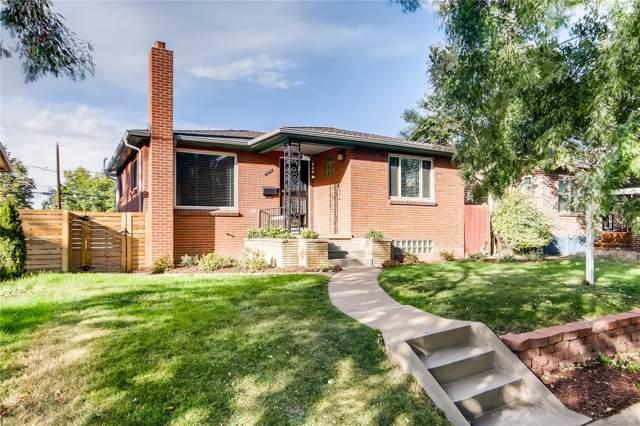 4565 W 35th Avenue, Denver, CO 80212 (MLS #6648658) :: 8z Real Estate